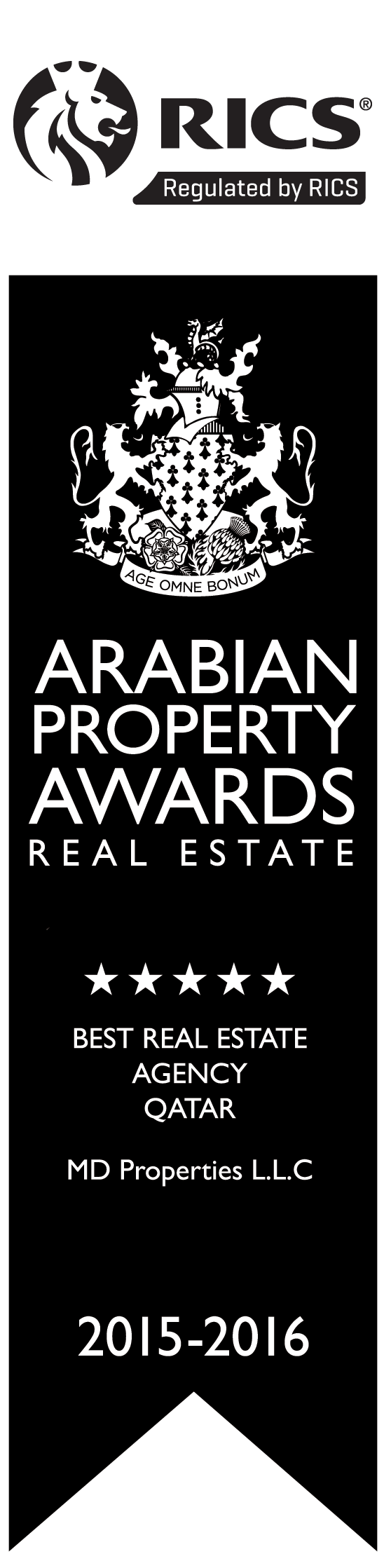 Arabian Property Awards - Real Estate
