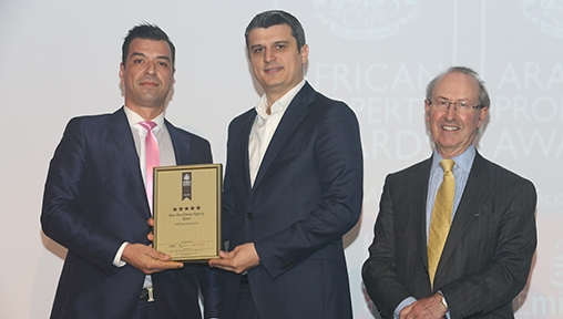 MD Properties honored at Arabian Property Awards